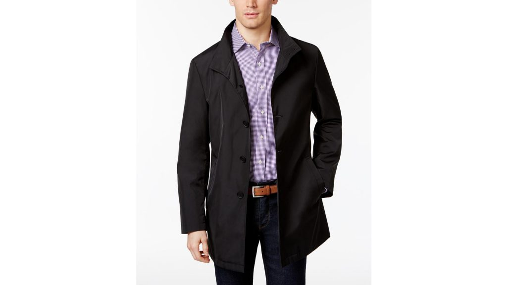 Purchase On Macy's 4th July Sale Through Lemoney - Calvin Klein Raincoat