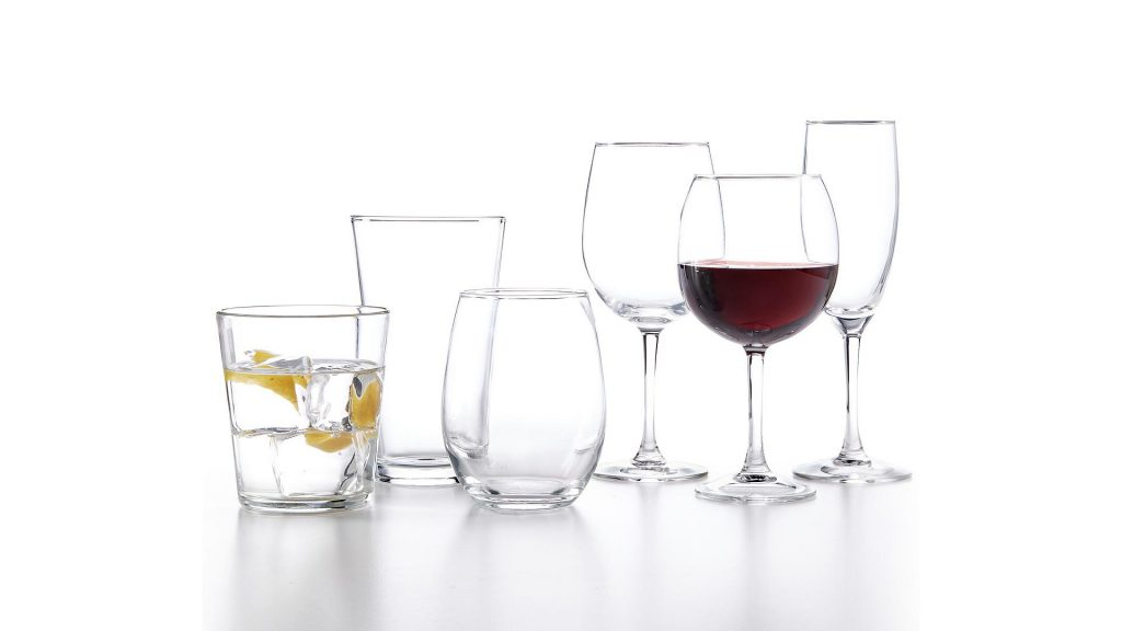Purchase On Macy's 4th July Sale Through Lemoney - Martha Stewart Essentials Glassware Collection
