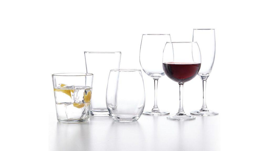 Purchase On Macy's 4th July Sale Through Lemoney - Martha Stewart Essentials Glassware Collection