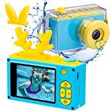 Kids Digital Cameras for Boys HD 1080P Video Camera for Kids Children Selfie Camera Kids Toy Cameras Mini Child Camcorder for Age 3-10 Boys/Girls Blue