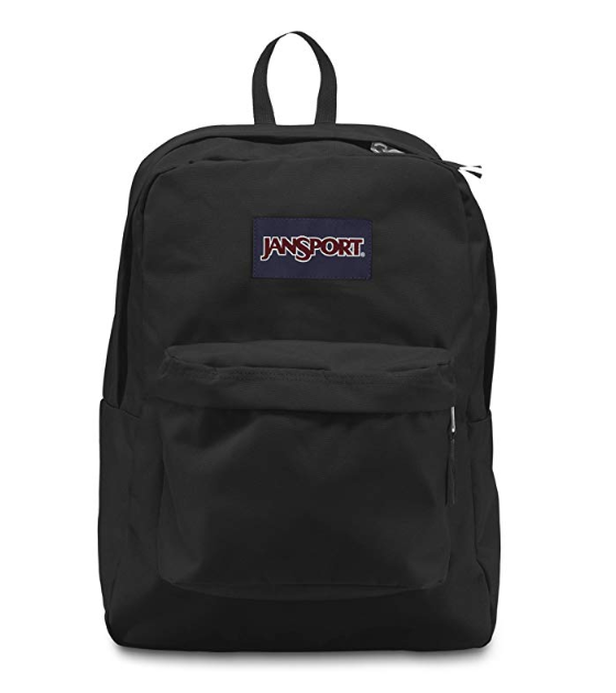 Back to College Jansport Superbreak backpack