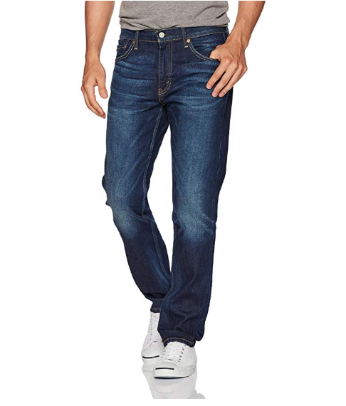 Back to College - Levis Slim Fit Jeans