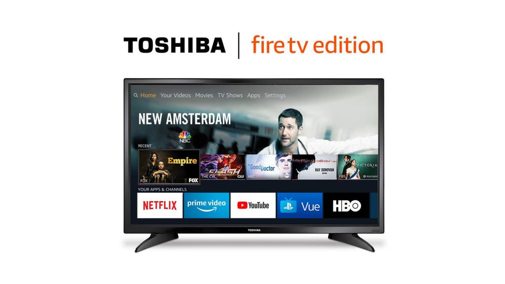Prime Day Tech Deals - Toshiba 32-Inch 720p Smart
