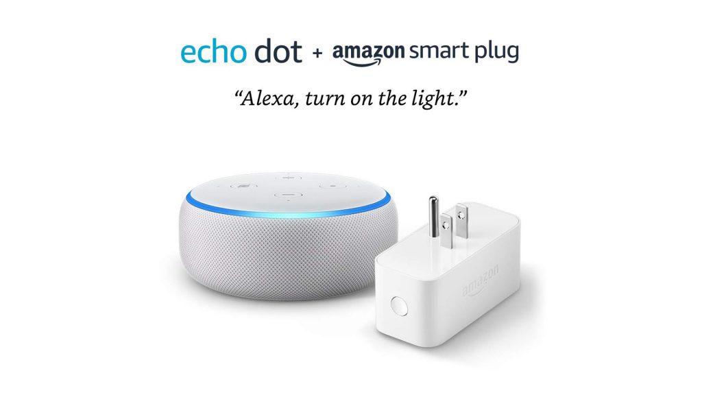 Prime Day Tech Deals - Echo Dot Bundle