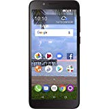 TracFone TCL LX 4G LTE Prepaid Smartphone