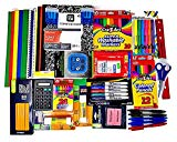 Back to School Supplies Essential Bundle - 4th Grade | 5th Grade | 6th Grade | 7th Grade
