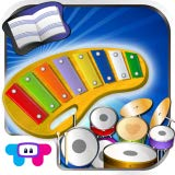 Music Sparkles - All in One Musical Instruments Collection HD