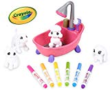 Crayola Scribble Scrubbie Pets Scrub Tub Animal Toy Set Age 3+