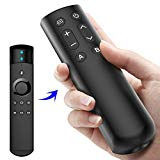 Universal All in One Add-on Remote Controller Back-Panel Attachment Compatible with Fire TV Streaming Player