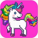 Pix.Color - Color Pixel Art Coloring Book, Draw Number