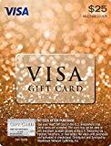 $25 Visa Gift Card (plus $3.95 Purchase Fee)
