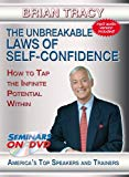 The Unbreakable Laws of Self-Confidence - How to Tap the Infinite Potential Within - Seminars On Demand - Motivational Self-Esteem Video - Speaker Brian Tracy - Includes Streaming Video + DVD + Streaming Audio + MP3 Audio - Compatible with All Devices