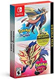 Pokemon Sword and Pokemon Shield Double Pack - Nintendo Switch