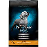 Purina Pro Plan Dry Puppy Food, FOCUS Chicken & Rice Formula - 34 lb. Bag
