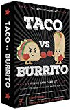 Taco vs Burrito - The Wildly Popular Surprisingly Strategic Card Game Created by a 7 Year Old