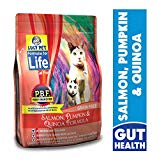 Lucy Pet Formulas Life Salmon, Pumpkin Quinoa Cat Food, 10 Lb
