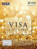 $100 Visa Gift Card (plus $5.95 Purchase Fee)