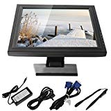 """Computer Monitors by Feiuruhf,USB 17"""" Touch Screen POS TFT LCD Touchscreen Monitor Bar Restaurant Retail Kiosk Multi-Touch Restaurant Kiosk Retail POS VOD System 4-Wire Resistive LED Touch Screen"""
