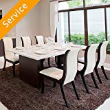 Dining Set Assembly - 5 pieces