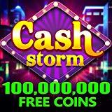 Cash Storm Casino - Online Free Vegas Slots Games