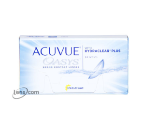 Acuvue Oasys on LENS.COM