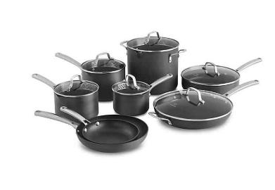 Calphalon® Classic™ Nonstick 14-Piece Cookware Set