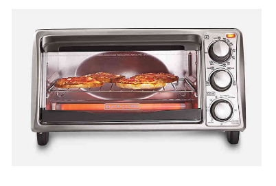 Black & Decker™ 4-Slice Toaster Oven