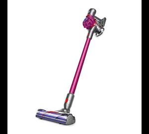 Dyson V7 Motorhead Cord-free Stick Vacuum in Fuchsia/Steel
