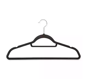 Real Simple® 30-Count Flocked Suit Hangers