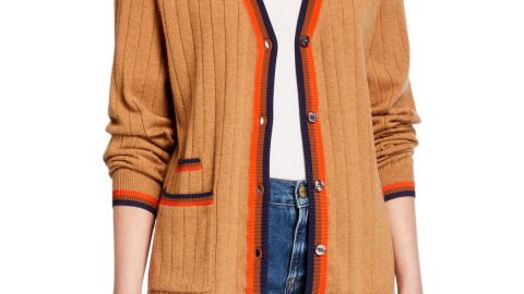 The Leon Button-Front Sweater