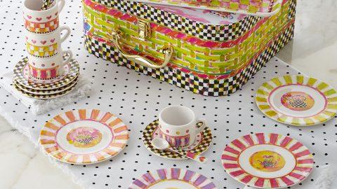Tea Party Tea Set