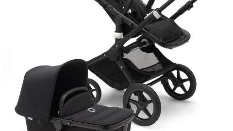 Fox Complete Stroller - Black