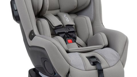 RAVA Flame Retardant-Free Convertible Car Seat