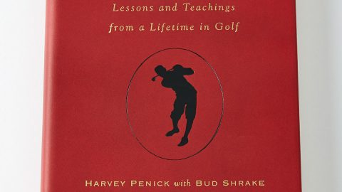 Harvey Penick Little Red Book
