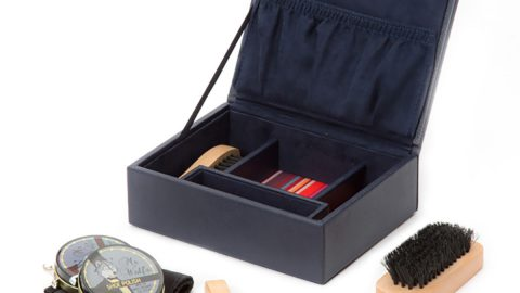 Howard Shoe Shine Kit