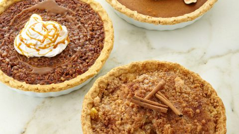 Holiday Pies, Set of 3