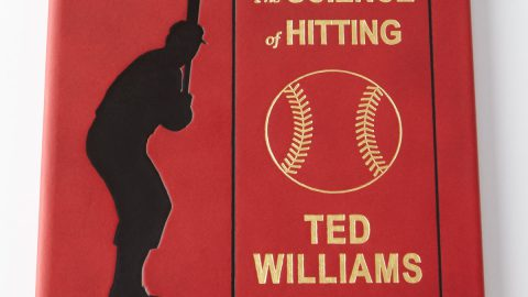 """The Science of Hitting"" Book by Ted Williams and John Underwood"