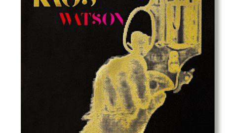 Albert Watson Kaos Hardcover Book