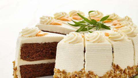 Old Fashion Carrot Cake