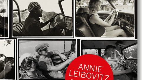 """Annie Leibovitz: The Early Years, 1970-1983"" Book"