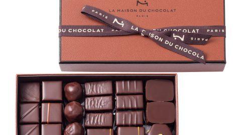 40-Piece Coffret Maison Dark Chocolate Box