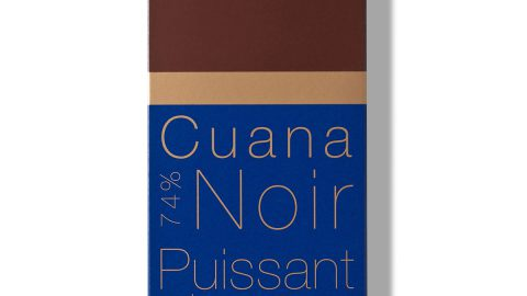 Dark Chocolate Cuana Bar