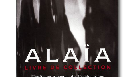 Alaia Livre de Collection Book