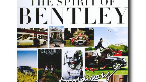 The Spirit of Bentley Book