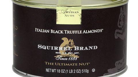 Italian Black Truffle Almonds