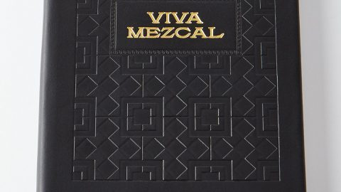 """Viva Mezcal"" Cocktail Recipe Book"