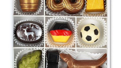 Prost Germany Chocolate Gift Box
