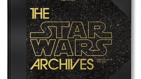 """The Star Wars Archives"" Book"