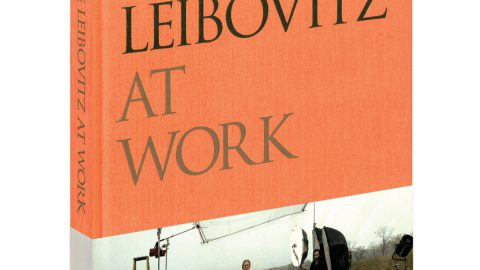 """Annie Leibovitz at Work"" Unsigned Book"