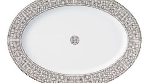 Mosaique Au 24 Small Oval Platter